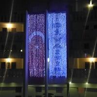 Photo prise au Divaisib Termal Resort Hotel & Spa par Yücel A. le9/28/2012