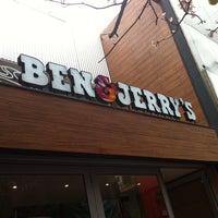 9/30/2014 tarihinde Rodrigo A.ziyaretçi tarafından Ben & Jerry's'de çekilen fotoğraf