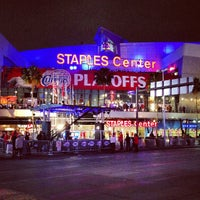 Photo prise au STAPLES Center par Jamison N. le5/1/2013
