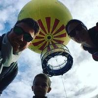 1/10/2016 tarihinde Engin T.ziyaretçi tarafından Balloon Safari'de çekilen fotoğraf