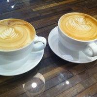Снимок сделан в Sol Café пользователем Diana G. 12/15/2012