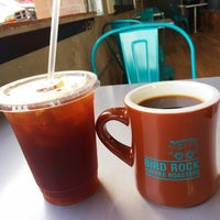 Photo prise au Bird Rock Coffee Roasters par Roger M. le12/11/2014