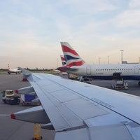 British Airways Flight BA 958 - 36 visitors