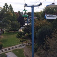 Photo taken at Dutch Wonderland by Andres M. on 9/28/2014