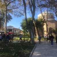 10/28/2018 tarihinde Murat A.ziyaretçi tarafından Topkapı Sarayı Revakaltı'de çekilen fotoğraf