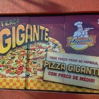 10/3/2012 tarihinde Rodrigo A.ziyaretçi tarafından Papaula Pizzaria'de çekilen fotoğraf