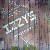 11/15/2014にJason W.がIzzy's Burger Spaで撮った写真
