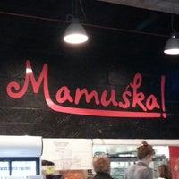 รูปภาพถ่ายที่ Mamuśka! โดย Paul S. เมื่อ 5/11/2013
