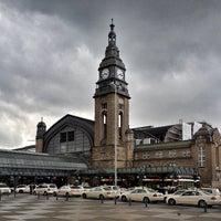 Das Foto wurde bei Hamburg Hauptbahnhof von bosch am 9/27/2012 aufgenommen