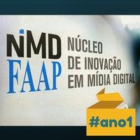 11/6/2014 tarihinde Eric M.ziyaretçi tarafından Núcleo de Inovação em Mídia Digital da FAAP'de çekilen fotoğraf