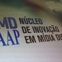 12/9/2013 tarihinde Eric M.ziyaretçi tarafından Núcleo de Inovação em Mídia Digital da FAAP'de çekilen fotoğraf