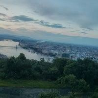 6/8/2013 tarihinde Milan D.ziyaretçi tarafından Gellért-hegy'de çekilen fotoğraf