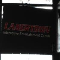 Снимок сделан в Lasertron пользователем Richard B. 12/24/2012