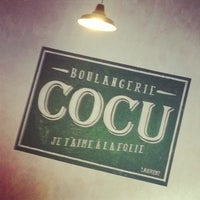 Das Foto wurde bei Boulangerie Cocu von Juan d. am 2/10/2013 aufgenommen
