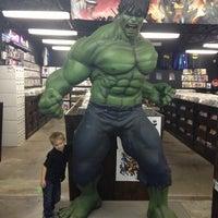 Foto scattata a Austin Books & Comics da tio L. il 11/16/2012