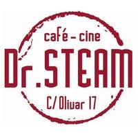 Снимок сделан в Dr. Steam Café - Cine пользователем Dr. Steam Café - Cine 5/31/2015