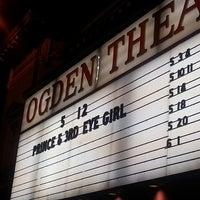 Снимок сделан в Ogden Theatre пользователем Allison M. 5/13/2013