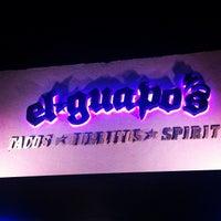 Foto scattata a El Guapo's Campbell da Sean B. il 12/19/2012