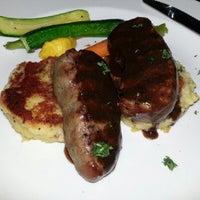 Снимок сделан в Stockyards Steakhouse пользователем Teron B. 2/7/2013
