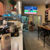 Das Foto wurde bei Presidio Pizza Company von Ally G. am 6/28/2019 aufgenommen