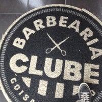 รูปภาพถ่ายที่ Barbearia Clube โดย Augusto P. เมื่อ 12/22/2012