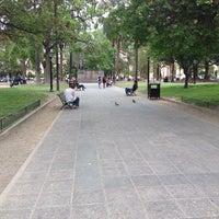 Foto tomada en Plaza 9 de Julio por Delfina H. el 10/21/2013