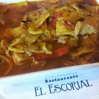 Foto tomada en Restaurante El Escorial por Cesar P. el 8/16/2013
