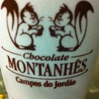 12/30/2012 tarihinde Elaine P.ziyaretçi tarafından Chocolate Montanhês'de çekilen fotoğraf