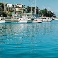 6/15/2013 tarihinde Nur S.ziyaretçi tarafından Çeşme Marina'de çekilen fotoğraf