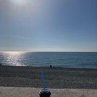 Снимок сделан в Самый южный пляж России пользователем Marina B. 11/7/2018