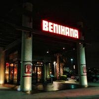 Das Foto wurde bei Benihana von Haroldo F. am 12/18/2012 aufgenommen