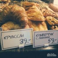 Снимок сделан в Булочная Ф. Вольчека пользователем Natalia N. 6/29/2015
