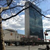Das Foto wurde bei Vereinte Nationen von Sergery S. am 3/13/2013 aufgenommen