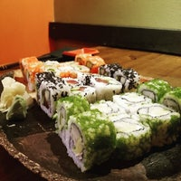 Das Foto wurde bei Kynoto Sushi Bar von Kynoto Sushi Bar am 6/29/2015 aufgenommen