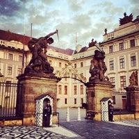 9/24/2013 tarihinde Diogo H.ziyaretçi tarafından Prag Kalesi'de çekilen fotoğraf