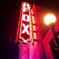 1/7/2013에 Sarah M.님이 The Fabulous Fox에서 찍은 사진
