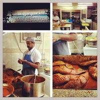 รูปภาพถ่ายที่ Bu Qtair Restaurant โดย Jaimmie R. เมื่อ 1/1/2013