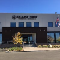 Photo prise au Ballast Point Brewing & Spirits par Mike P. le11/29/2014