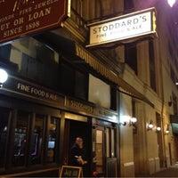 Foto scattata a Stoddard's Fine Food & Ale da Mike P. il 4/3/2013