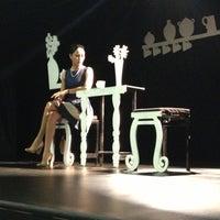 """Снимок сделан в Sala """"Central Chopin"""" пользователем Leo M. 12/23/2012"""