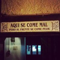 Foto tomada en La Destileria por Gabriel C. el 5/5/2013