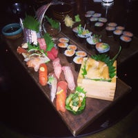 Photo prise au Blue Ribbon Sushi Izakaya par Aimee A. le10/24/2013