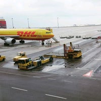 Dhl Hub Leipzig Gmbh Lej Airport