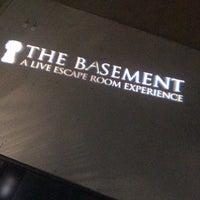 รูปภาพถ่ายที่ THE BASEMENT: A Live Escape Room Experience โดย Kayla M. เมื่อ 2/8/2018