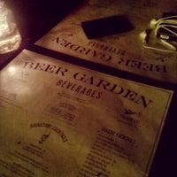 Beer Garden Kebayoran Baru Jalan Kawasan Sudirman Central Bussines District Scbd