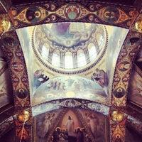 Снимок сделан в Успенское подворье монастыря Оптина пустынь пользователем Olesya B. 4/24/2013
