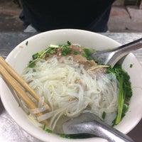 11/17/2016 tarihinde Brenda Y.ziyaretçi tarafından Phở Thìn Bờ Hồ'de çekilen fotoğraf