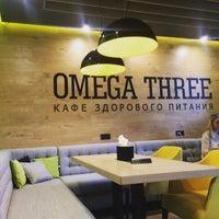 รูปภาพถ่ายที่ Omega Three โดย Valery Y. เมื่อ 3/31/2016