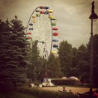 Снимок сделан в Московский парк Победы пользователем Aleksandra M. 7/21/2013