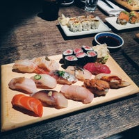 Photo prise au Sushi Yasaka par Evelyn L. le3/21/2016